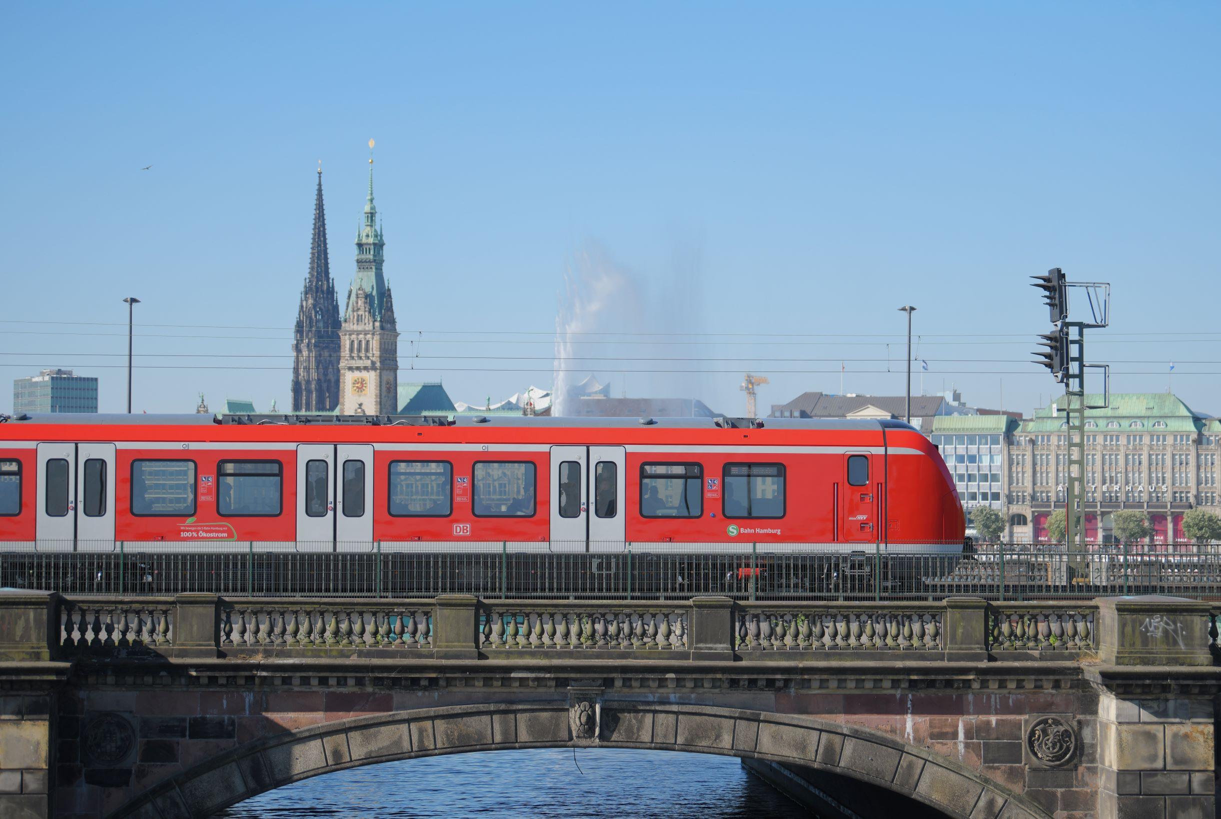 Alstom Class 490 S-Bahn