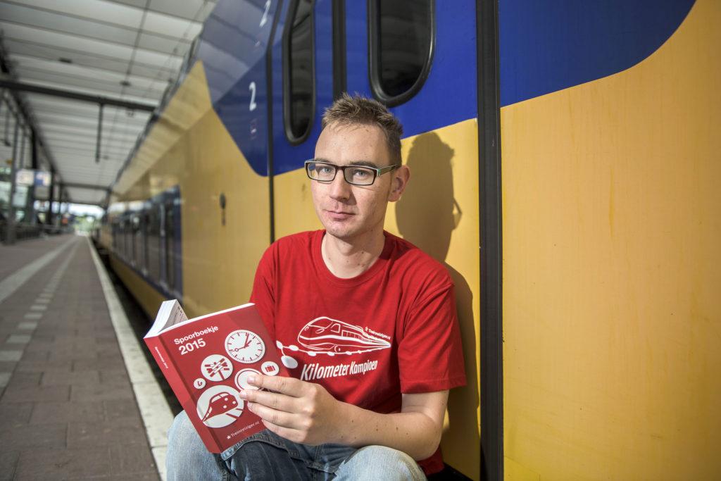 Hildebrand met Spoorboekje