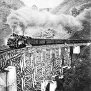 Indië trein