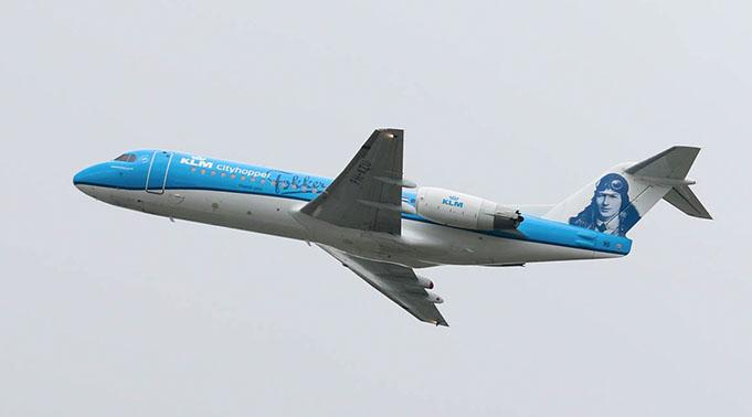 KLM-Fokker