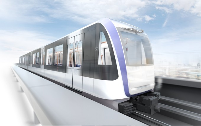 Metro L3 Toulouse Copyright Alstom Design&Styling