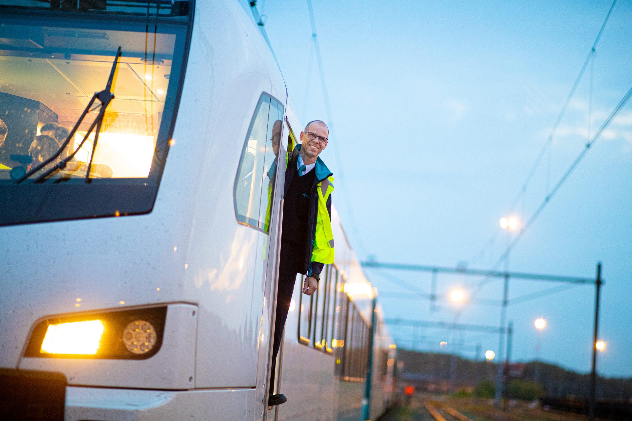 Arriva WINK testritten vanaf Amersfoort naar Zwolle