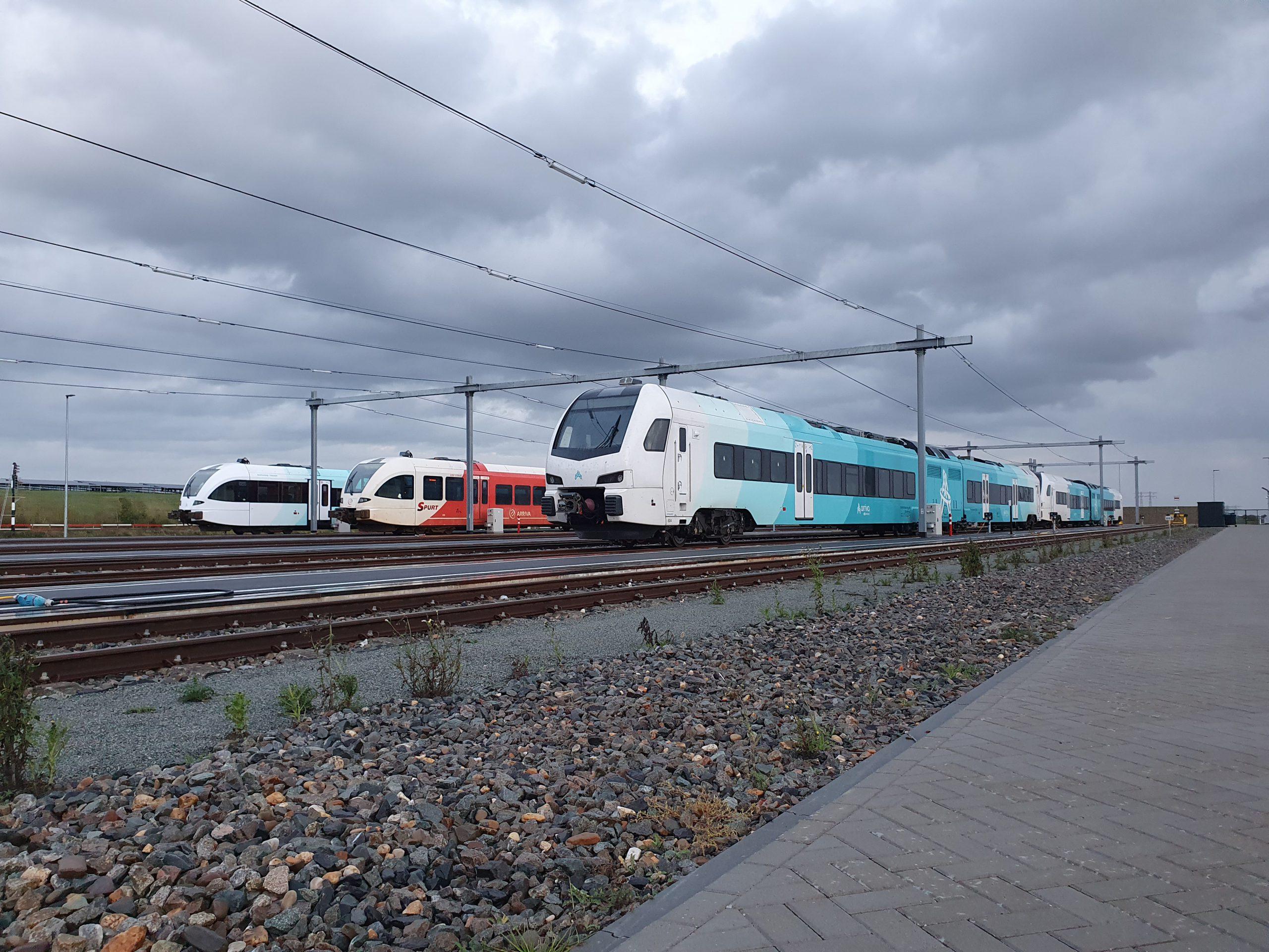 Noordelijke treinvloot