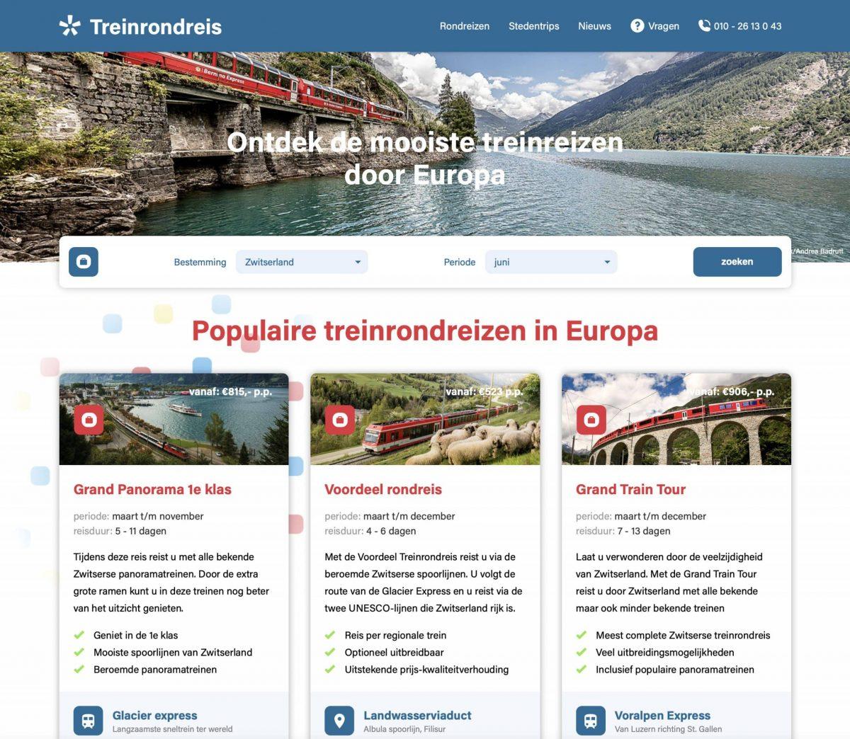 Treinrondreis-nl-stedentrip-treinreizen