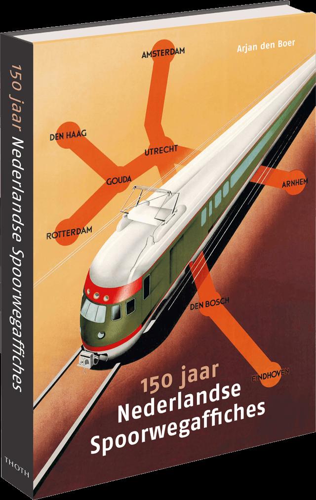 spoorwegaffiches boek