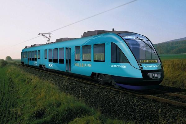 valleilijn nieuwe trein